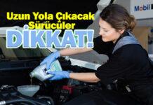 Mobil Oil Türk'ten sürücülere yaz bakımı önerileri!