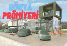 Dacia'dan 7 koltuklu aile otomobili geliyor!