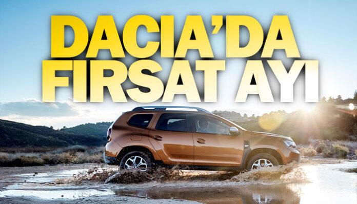Dacia yeni kampanyasının detaylarını açıkladı!