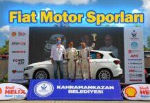Fiat Motor Sporları, Hitit Rallisi'ni kategorisinin lideri olarak bitirdi