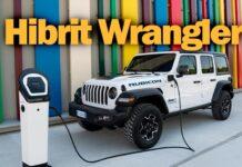 Gelmiş Geçmiş En Yetenekli SUV Jeep Wrangler artık Elektrikli