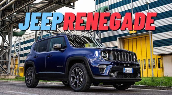 """Jeep Renegade'nin, """"80'inci Yıl"""" özel versiyonu Türkiye'de"""