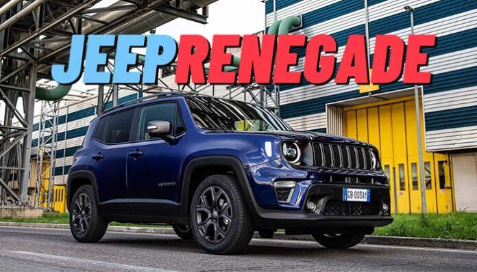 Jeep Renegade'nin,