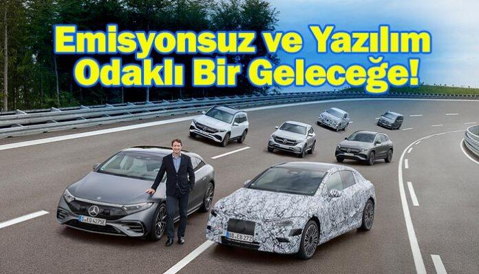 Mercedes-Benz, yeni rotasını belirledi!