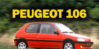 Peugeot'nun efsanevi otomobil 106 bu sene 30. yaşını kutluyor!