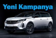Peugeot yeni kampanya ve kredi detaylarını duyurdu