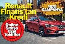 Renault'da Sıfır Faiz Fırsatı sürüyor!