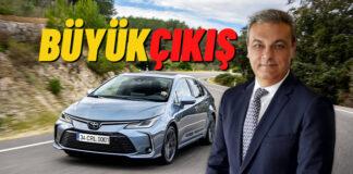 Toyota'dan tüm zamanların en yüksek satışı!