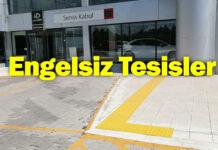 Toyota Tüm plazalarını engelsiz tesislere dönüştürdü
