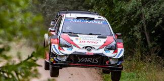 Toyota Estonya Rallisi'nde galibiyet hedefliyor
