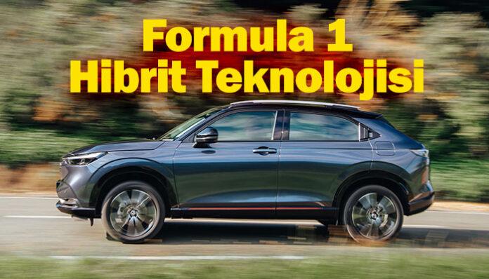 Yeni Honda HR-V, e:HEV teknolojisi ile geliyor