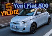 Yeni Fiat 500, Green NCAP'den 5 yıldız aldı