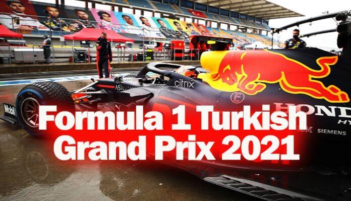 Formula 1 Türkiye GP'sine Koronavirus ayarı!