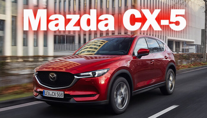 Mazda'nın kompakt SUV sınıfındaki oyuncusu CX-5'in büyük başarısı!