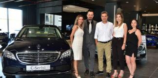 Mercedes-Benz Mengerler Egemer'den yeni showroom