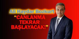Ali Haydar Bozkurt CEO