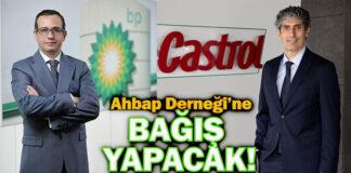 bp Türkiye ve Castrol Türkiye'den afet bölgesine destek!