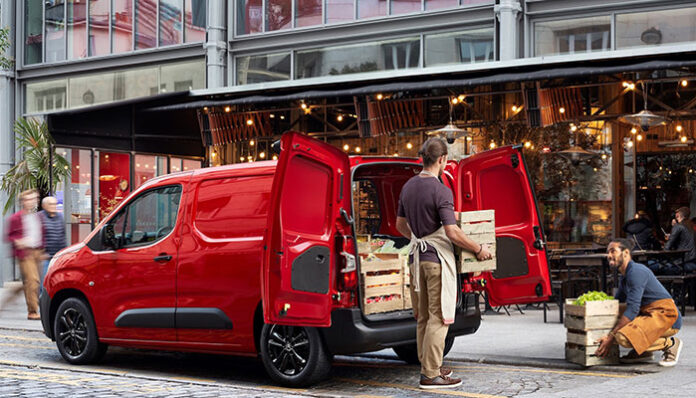 Citroen'den Berlingo Van ve Jumper için özel kampanya!