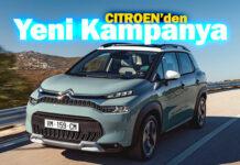 Citroen Türkiye'nin yeni KAMPANYA detayları
