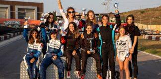 Türkiye Karting Şampiyonası dördüncü ayak yarışları