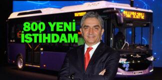 Karsan'dan Renault Megane Sedan üretimi için 800 ilave istihdam