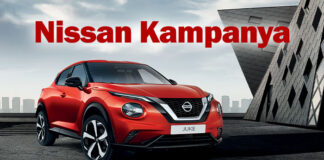 Nissan'dan Juke, Qashqai, Micra, X-Trail ve Navara için; kampanya!