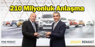Renault Megane Sedan'ın üretimini Karsan yapacak!