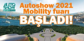 Autoshow 2021 Mobility fuarı