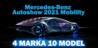 Mercedes-Benz, 4 farklı markasıyla Autoshow 2021 Mobility Fuarı'nda