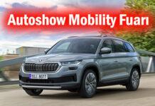 Skoda yeni modellerini Autoshow Mobility Fuarı'nda sergileyecek