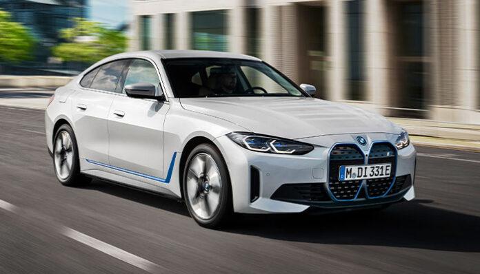 BMW, IAA Mobility 2021'de en yeni elektrikli modelleri sundu!