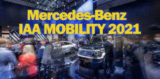 Mercedes-Benz'den IAA MOBILITY