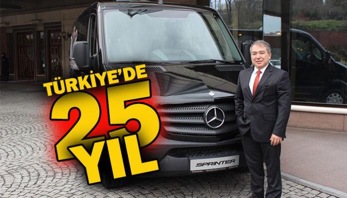 Mercedes-Benz Türk Hafif Ticari Araçlar İcra Kurulu Üyesi Tufan Akdeniz