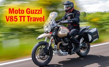 Yeni yol arkadaşı Moto Guzzi V85 TT Travel Türkiye'de