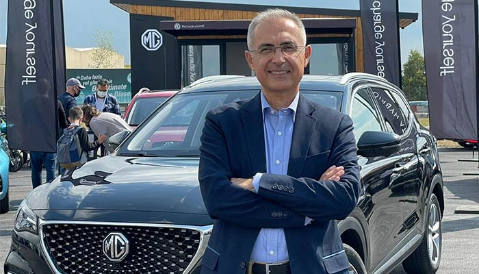 MG Türkiye Marka Direktörü Tolga Küçükyumuk