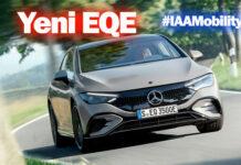 Mercedes-EQ markasının lüks sedanı Yeni EQS yola çıktı