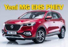 İngiliz MG, Türkiye'de ikinci modelini satışa sunuyor: Yeni MG EHS PHEV