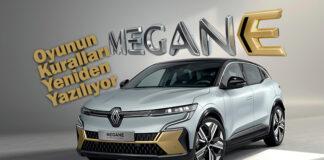 Yeni Megane E-TECH Electric, yeni elektrikli araç dünyasının simgesi!