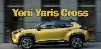 Toyota Yeni Yaris Cross ile SUV konforu yaşanacak