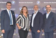 Borusan Oto, BMW'nin ilk store konsept tesisini Diyarbakır'da açtı