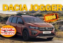 Dacia, yeni modeli Dacia Jogger ile hedef büyüttü!