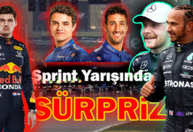 Sprint galibi Bottas, ancak pole pozisyon Verstappen'in!