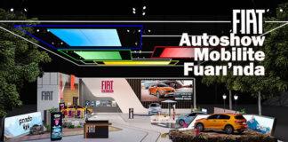 Fiat'ın tüm yeni modelleri Autoshow Mobilite Fuarı'nda