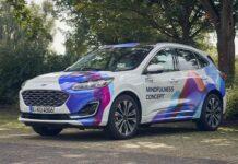 Ford 'farkındalık' odaklı yeni bir konsept otomobil