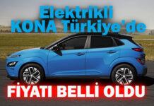 Hyundai KONA Elektrik
