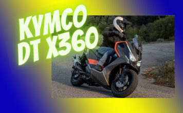 KYMCO DT X360