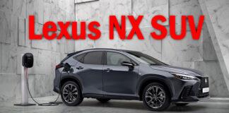 Yeni Nesil Lexus NX SUV ve yenilenen LS, Autoshow Mobility Fuarı'nda