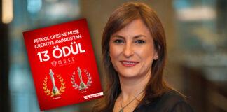 Petrol Ofisi'ne MUSE Creative Awards'tan 13 ödül
