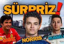 Formula 1 Rusya GP'sinde pole pozisyon Lando Norris'in!