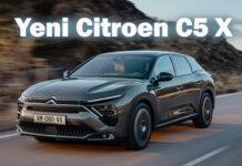 yeni Citroen C5 X